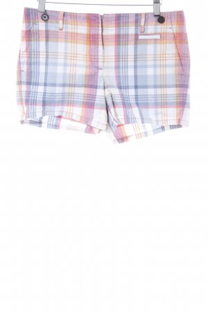 Tommy Hilfiger Hot Pants Karomuster Casual-Look