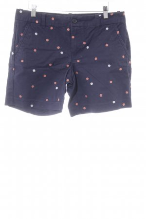 Tommy Hilfiger Hot Pants mehrfarbig Casual-Look