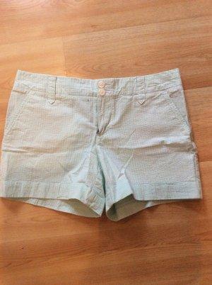Tommy Hilfiger Pantalone largo turchese-bianco