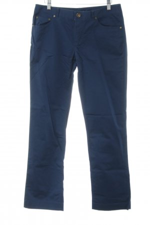 Tommy Hilfiger Low-Rise Trousers blue business style