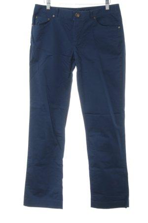 Tommy Hilfiger pantalón de cintura baja azul estilo «business»
