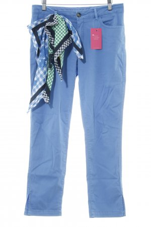 Tommy Hilfiger Low-Rise Trousers cornflower blue casual look