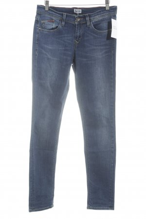 Tommy Hilfiger Low Rise jeans donkerblauw Jeans-look