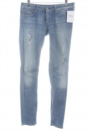Tommy Hilfiger Low Rise jeans azuur Jeans-look