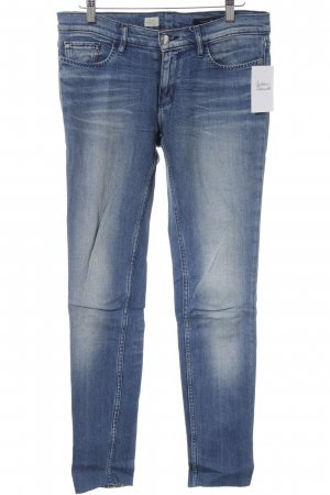 Tommy Hilfiger Low Rise Jeans steel blue second hand look