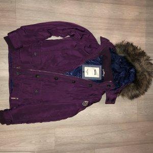 Tommy Hilfiger Veste d'hiver violet