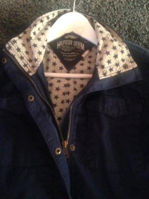 Tommy Hilfiger Jacke blau Größe S