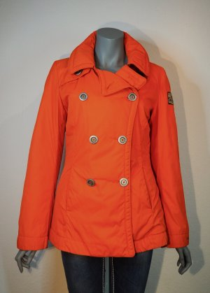 Tommy Hilfiger Jacke in orange