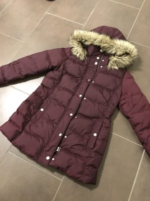 Tommy Hilfiger Down Jacket bordeaux