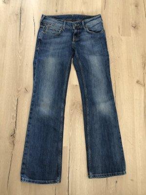 Tommy Hilfiger Stretch jeans donkerblauw