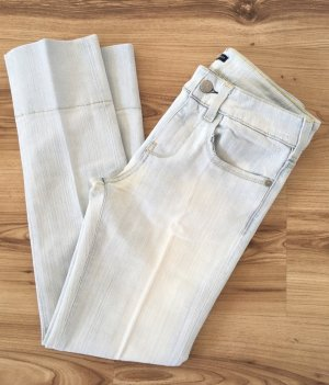 Tommy Hilfiger Jeans 34 XS W26 Hellblau Ankle Slim Fit Skinny Denim Hose Röhrenjeans