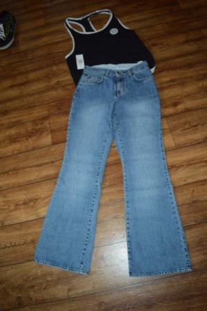TOMMY HILFIGER Jeans blue Napoli 5 Pkt Jeans Neu Gr. 34