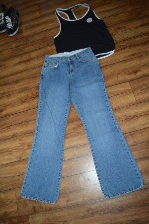 TOMMY HILFIGER Jeans blue Napoli 5 Pkt Jeans Neu Gr. 38