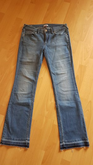 Tommy Hilfiger Denim Boot Cut Jeans blue-dark blue