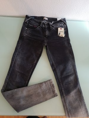Tommy Hilfiger Stretch Jeans black-grey
