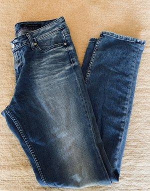 Tommy Hilfiger Tube jeans azuur-blauw