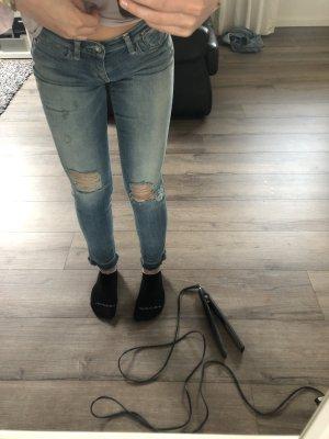 Tommy Hilfiger Low Rise jeans blauw