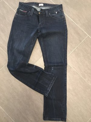 Tommy Hilfiger Jeans skinny blu acciaio Cotone