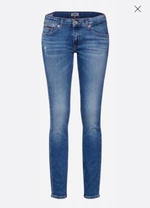 Tommy Hilfiger Skinny jeans azuur
