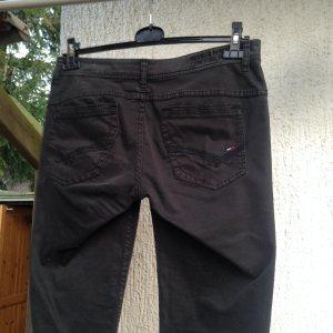 Tommy Hilfiger Jeans Gr. 31/30 schwarz