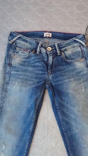 Tommy Hilfiger Wortel jeans veelkleurig Katoen