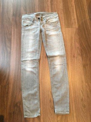 Tommy Hilfiger Jeans hellgrau W27 L34
