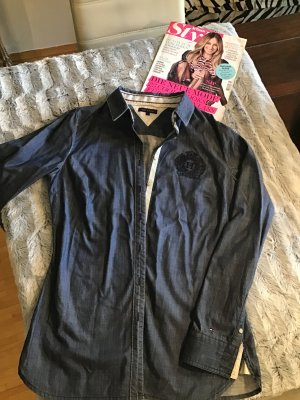 Tommy Hilfiger Jeans Hemd / Bluse Gr. 38
