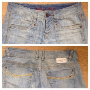 Tommy Hilfiger Jeans Laurie Patch Low Waist Gr. 28W/32L