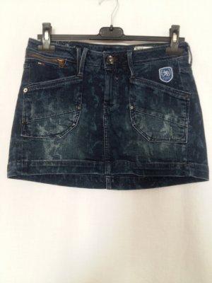 Tommy Hilfiger Jeans Minirock dunkelblau Gr. XS