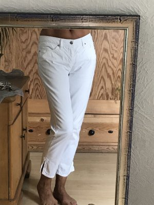 Tommy Hilfiger 7/8 Length Trousers white