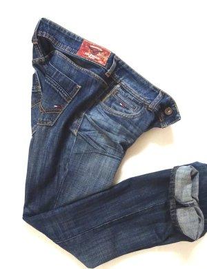 Tommy Hilfiger*Jeans*Rhonda Bootcut*blau*W 28/32 M 38