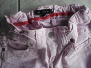 TOMMY HILFIGER Jeans, rosa, verstellb.Bund, neuw. Gr. 104/110