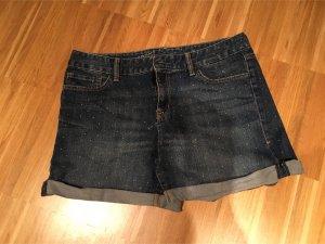 Tommy Hilfiger Pantalon court bleu