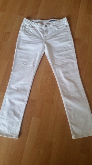 Tommy Hilfiger Jeans, straight leg, Rome, weiß