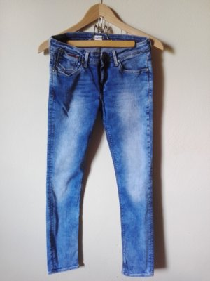 Tommy Hilfiger Denim Slim Jeans blue cotton