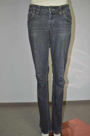 Tommy Hilfiger Jeans bootcut gris anthracite coton