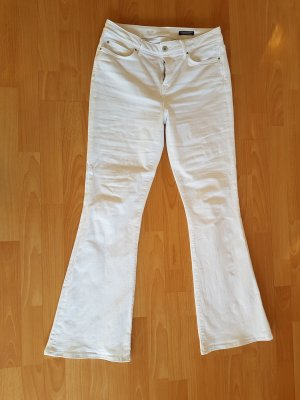 Tommy Hilfiger Jeans, weiß, flared
