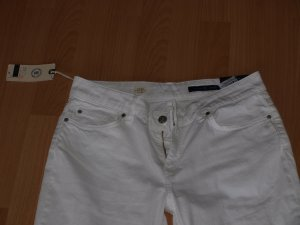 Tommy Hilfiger Jeans, weiße Jeans, flared, ROME