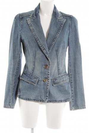 Tommy Hilfiger Denim Blazer blue casual look