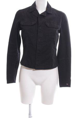 Tommy Hilfiger Denim Jacket black casual look