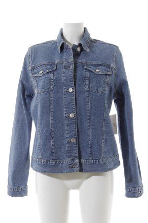 Tommy Hilfiger Jeansjacke blau Street-Fashion-Look