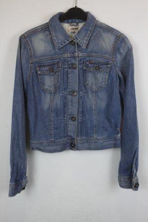 Tommy Hilfiger Denim Denim Jacket blue cotton