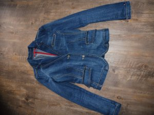 Hilfiger Denim Blazer blue cotton