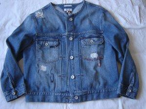 Tommy Hilfiger Jeansjacke ohne Kragen