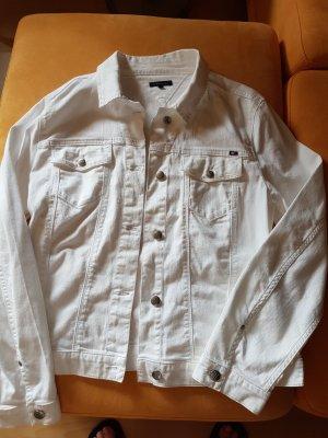 Tommy Hilfiger - Jeansjacke - weiß