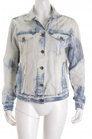 Tommy Hilfiger Jeansjacke wollweiß-blau Street-Fashion-Look