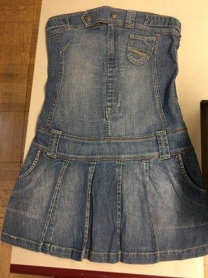 Tommy Hilfiger Off-The-Shoulder Dress cornflower blue