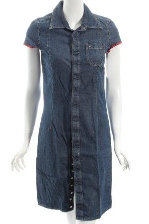 Tommy Hilfiger Jeanskleid dunkelblau Casual-Look
