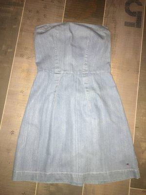 Tommy Hilfiger Jeanskleid Kleid Gr. M