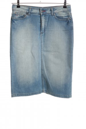Tommy Hilfiger Jeansrock blau Casual-Look